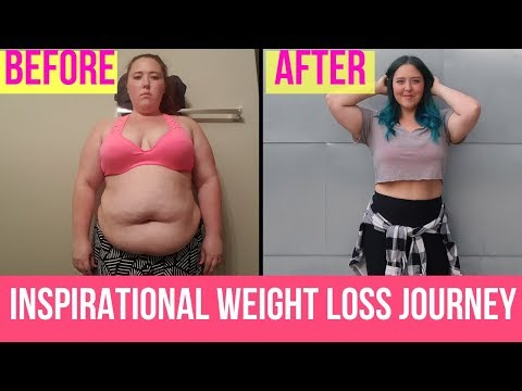 Inspirational weight loss journey | Weight Loss Motivation