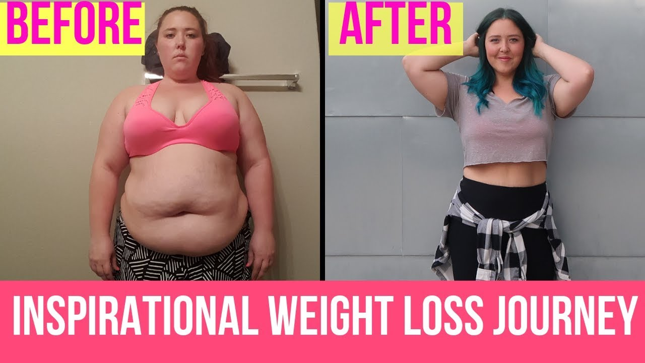 Inspirational Weight Loss Journey Weight Loss Motivation Youtube