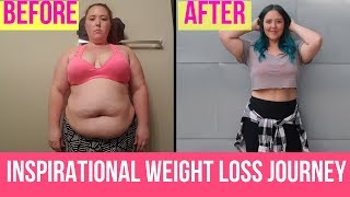 Inspirational weight loss journey | Weight Loss Motivation