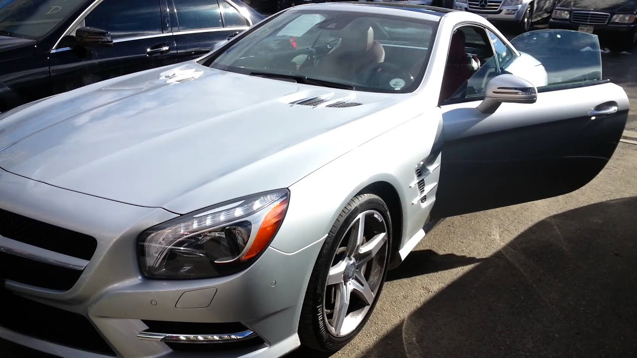 SL550 w Magic SKY Jim Plank Mercedes Benz Westminster 303 464 6621
