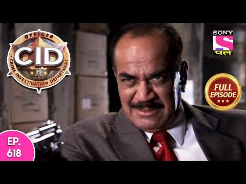 CID -  Full Episode  618 - 21st  February , 2018