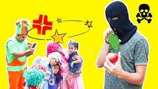 يويو ودودي والتفاحة السامة - yoyo dodi the poisn apple