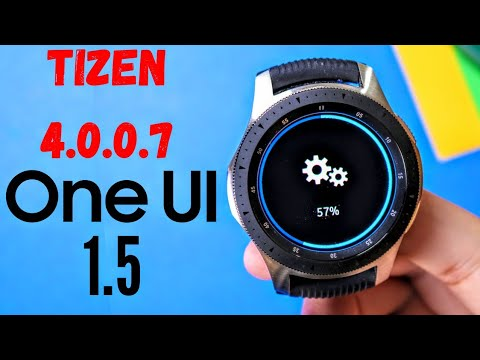 Huge One Ui 1.5 UPDATE For Samsung Galaxy Watch And Watch Active 1 | What's New ???