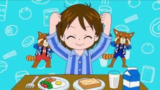 【公式】いくぜっ!レッサーほいさー(おしたくソング) | アニメ | 進研ゼミ小学講座 thumbnail