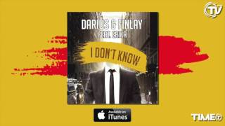 Darius & Finlay Feat. Erika - I Don't Know (Cover Art) - Time Records