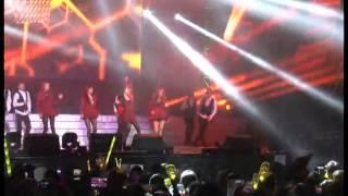 131109 T-ARA - I Go Crazy Because of You @ Beijing [Youku News]