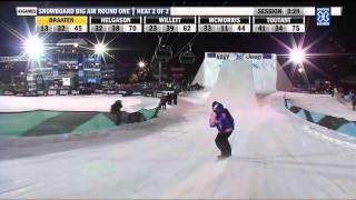 Winter X Games 2012: Big Air Highlights (Round 1)
