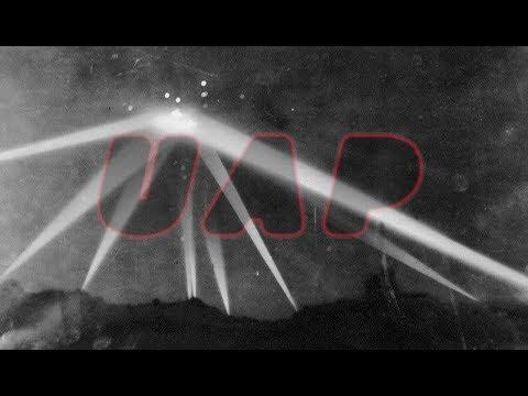 UAP (2017) - Unidentified Aerial Phenomenon, UFOs, Richard Dolan, Stanton Friedman, Steven Greer