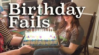 Funny Birthday Fails compilation | Funny Birthday Cake Fails Compilation | Best Birthday Fail