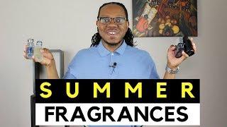 Summer Fragrances for Men 2018   4 Summer Scents I
