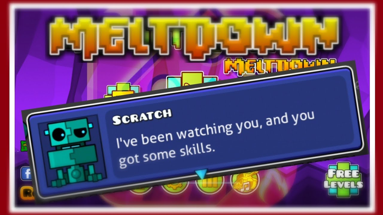 Outdated 97 People Don T Know About This Secret Update Geometry Dash Meltdown Youtube