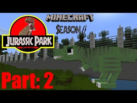 Adventures at Jurassic Park S2 - part 2 - DNA research - YouTube