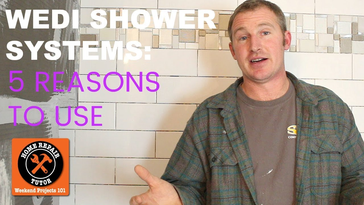 Wedi Shower Systems 5 Reasons To Use Them Pro Tips