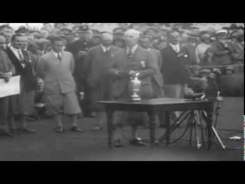 Bobby Jones 1930 Open Championship - Royal Liverpool Golf Club, Hoylake