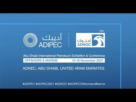 Offshore & Marine at ADIPEC 2021