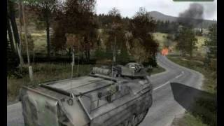 ArmA 2 - gameplay 01 (pc)