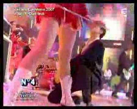 Les Fatals Picards à l'élection pour l'Eurovision 2007
