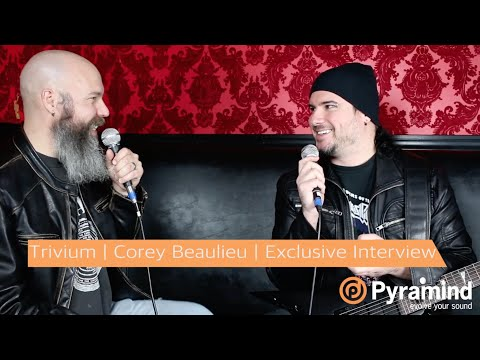 Trivium   Corey Beaulieu   Exclusive Interview