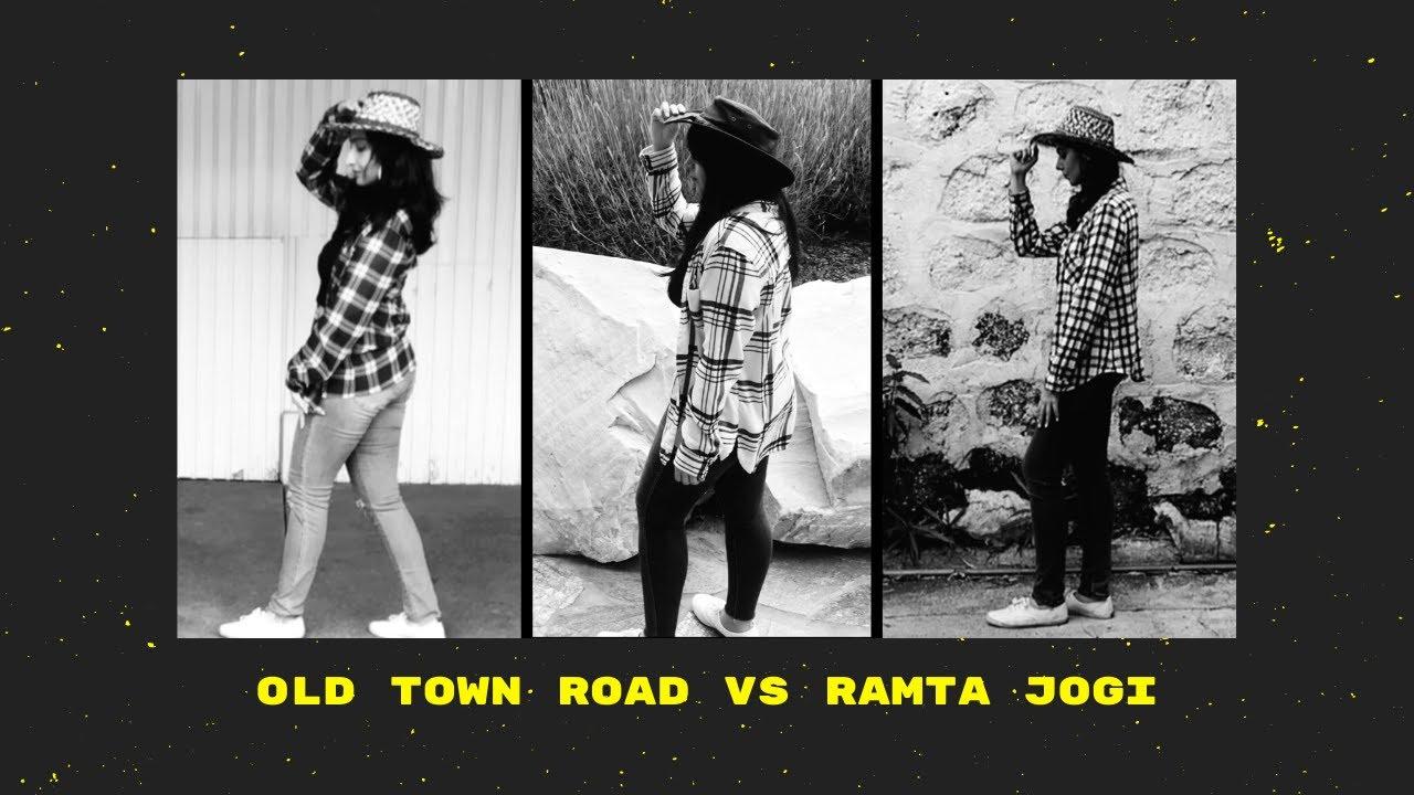 Old Town Road vs Ramta Jogi (Tesher)   Naachography