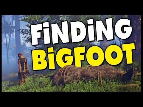 Finding Bigfoot - BIGFOOT ENCOUNTERS! The Hunt For Sasquatch! - Multiplayer Gameplay Incoming!