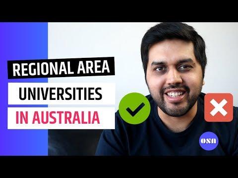 Regional Area Universities In Australia | Pros And Cons | Regional Areas In Australia |