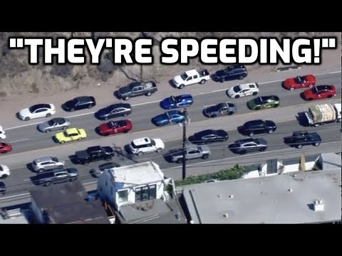 Los Angeles Fox11 News Reporter HATES Our Supercar Rally! (Hilarious)
