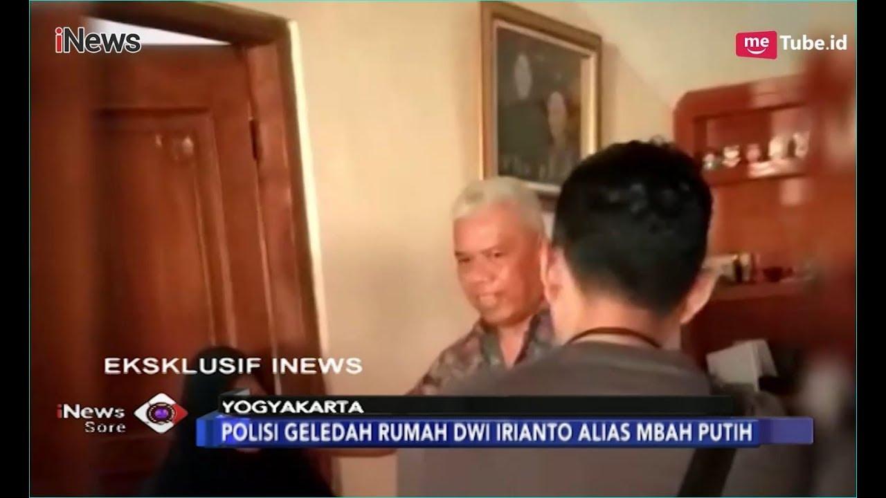 EKSKLUSIF: Usai Penangkapan, Rumah Dwi Irianto