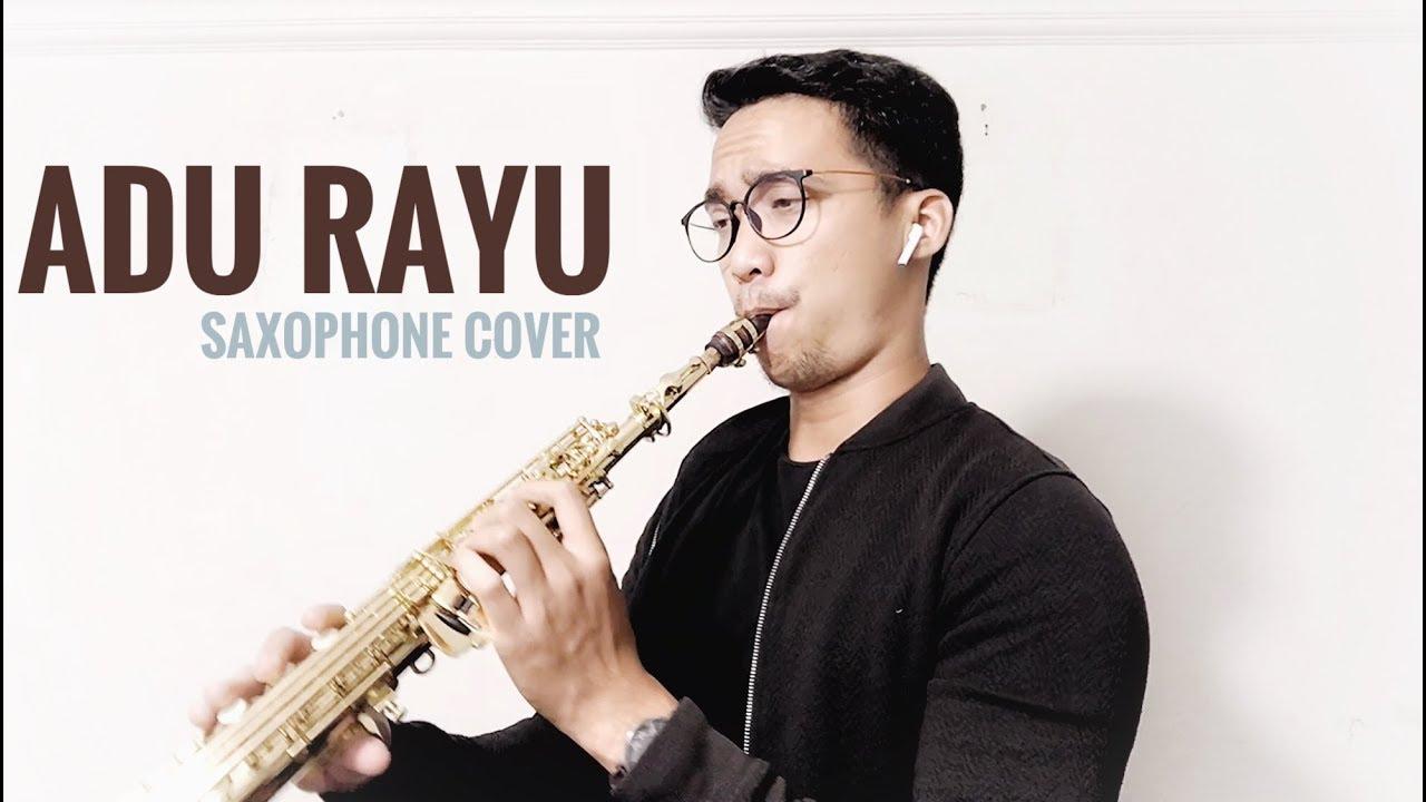 Yovie Tulus Glenn - ADU RAYU (Saxophone Cover by Dori