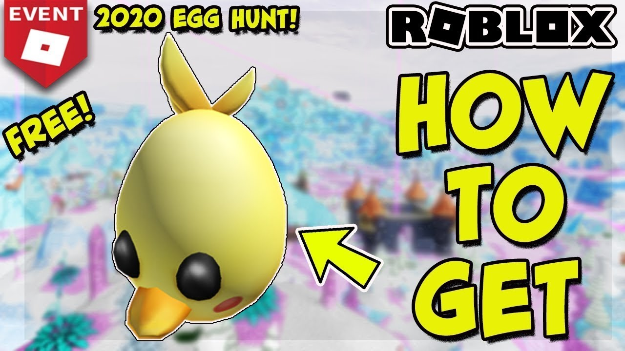 How to Get a FREE Easter CHICK Pet in Adopt Me! New Easter Egg Hunt Event In Roblox Adopt Me ...