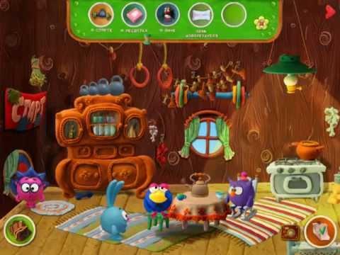 Смешарики - Параллельные миры (Игра)