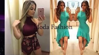 COMBINACIONES DE ROPA DE MODA JUVENIL ► Hermosa Ropa De Moda /MODA SEXY 2019