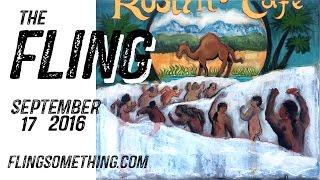 Fling : Live Art Timelapse Painting : 3