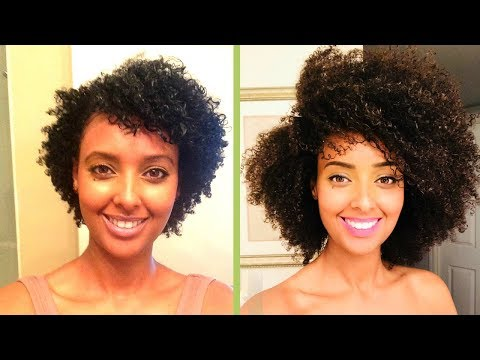 Beginner Tips on Going Natural | Grow Healthy & Long Natural Hair