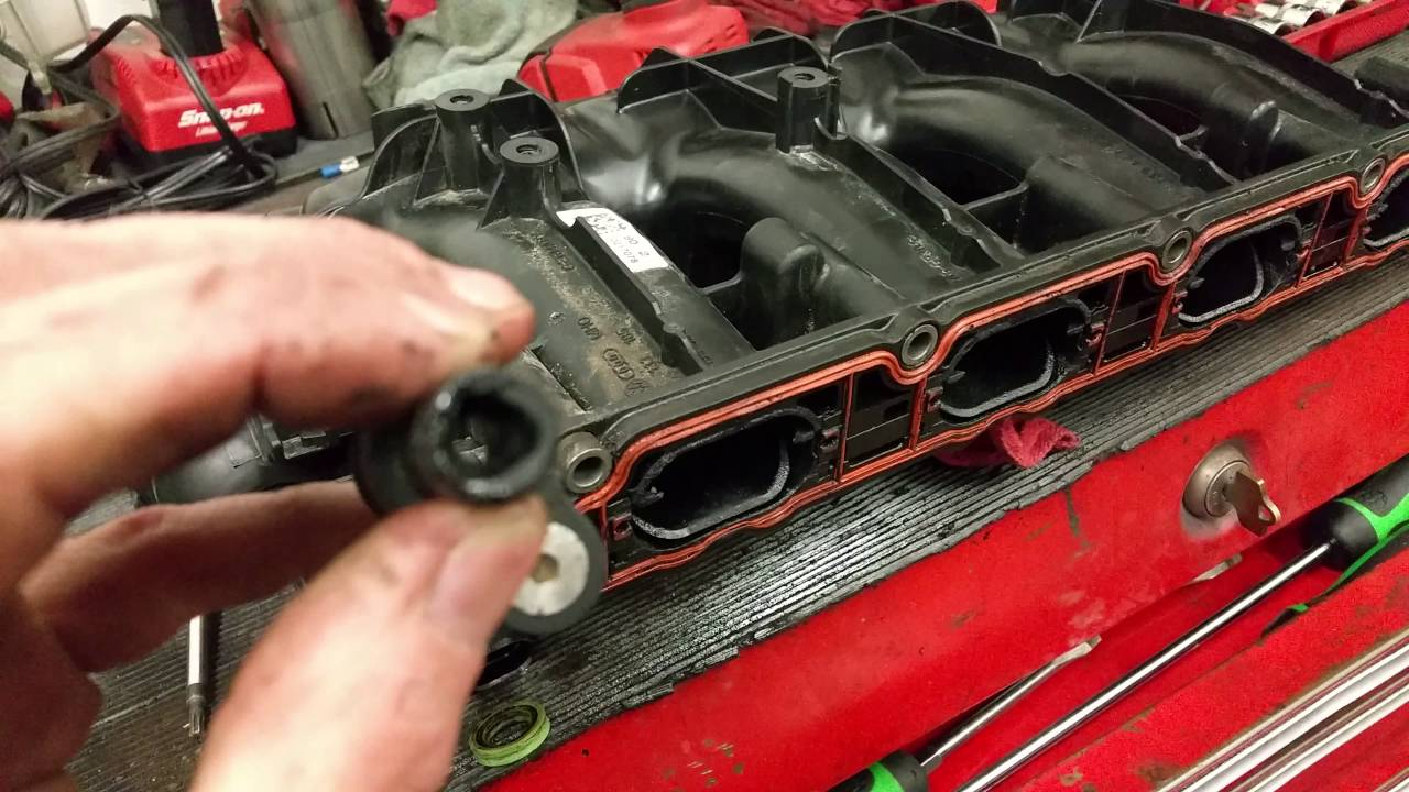 Vw 2 0t Tsi Intake Manifold Failure Explained P2015 Code