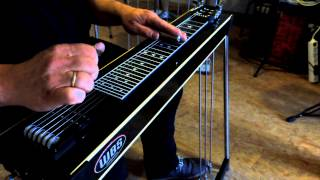 WBS Steelguitar Model Sixstringer