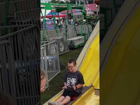 West alexander fair 2018 slide