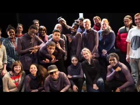 Theatre of Sanctuary- Young Vic Theatre