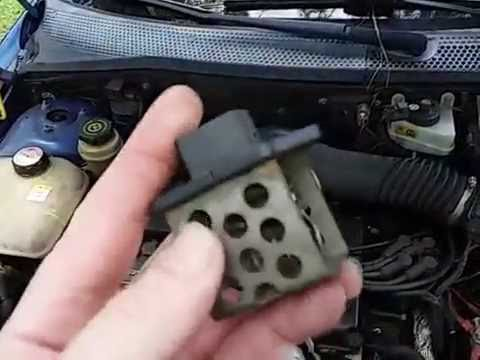2003 Ford Focus Cooling Fan Problems
