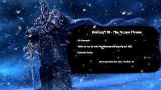 Warcraft 3 The Frozen Throne Crack [FR]