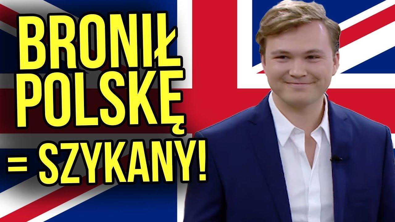 Bronił Polskę przed Unią Europejską [ UE ] – YouTube zablokował film – Cenzura Internetu