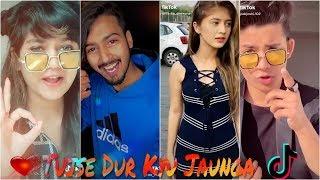Tujhse Dur Kyu Jaunga || Tere Paas Mein Aaunga || Tiktok Comedy || TIKTOK LIFE ||