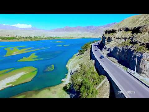 Afghanistan natural video