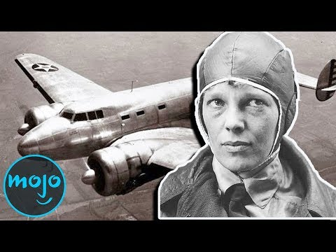 Top 5 Theories About the Disappearance of Amelia Earhart