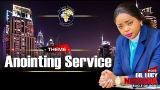 Anointing Service in Our Year of Divine Enlargement