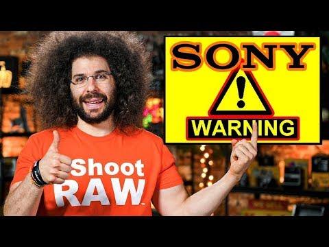 WARNING: Are SONY Sales TANKING?! Nikon's NEXT Z Camera?