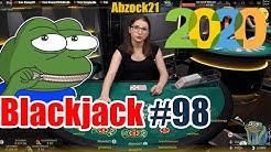 Happy New Year Blackjack Session #98