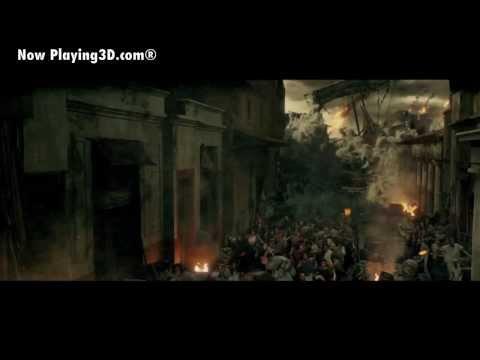 Pompeii Scene To The Harbor