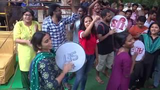 JNUSU Elections 2018  UGBM at Jhelum Lawn