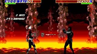 ultimate mortal kombat 3 noob saibot смотреть онлайн в