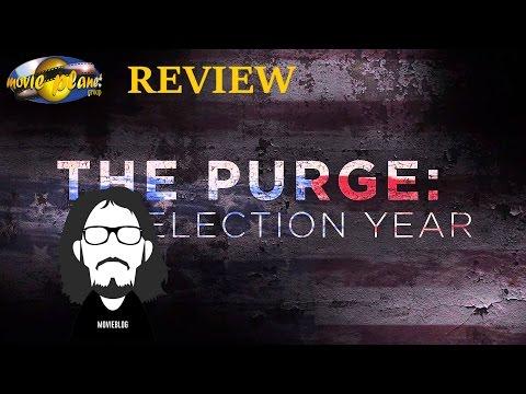 Movie Planet Review- 145: RECENSIONE LA NOTTE DEL GIUDIZIO- ELECTION YEAR